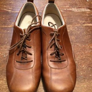 Red Wing Leather Oxford Style Shoes